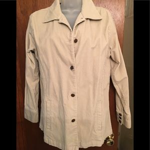 bill blass Jackets & Coats - Women's shirt jacket